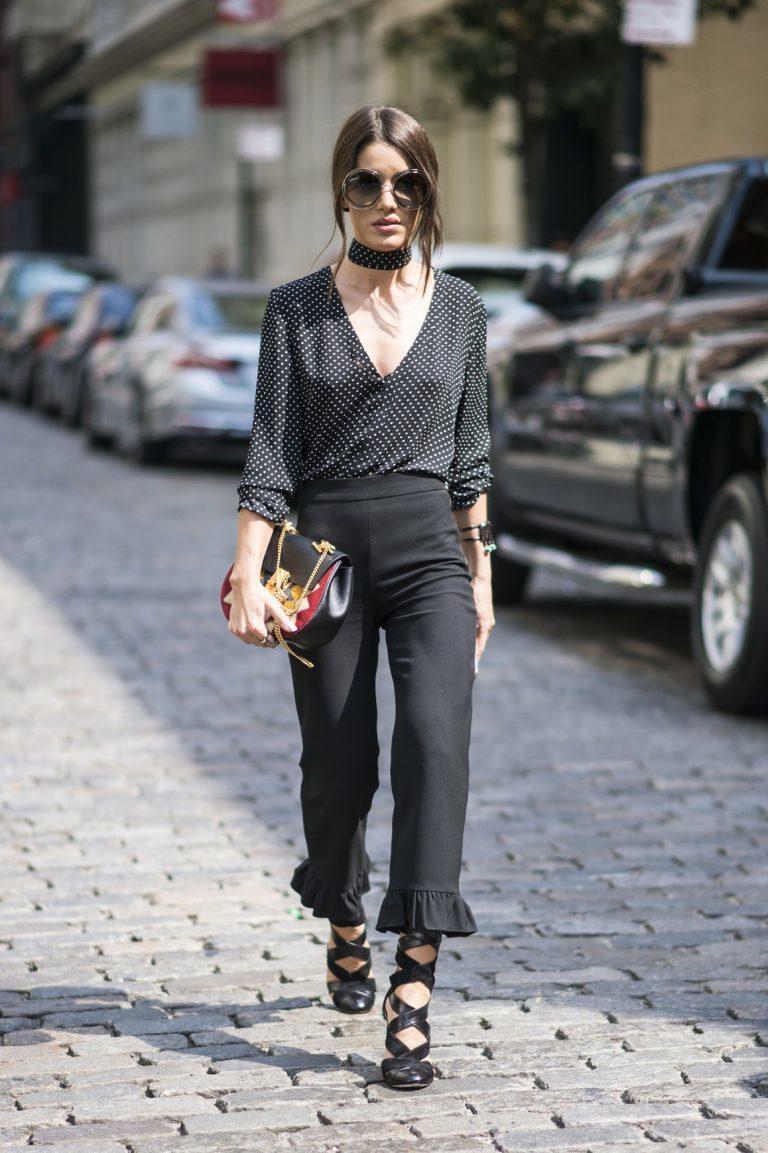 Minkä takia naiset pukeutuvat mustaan?