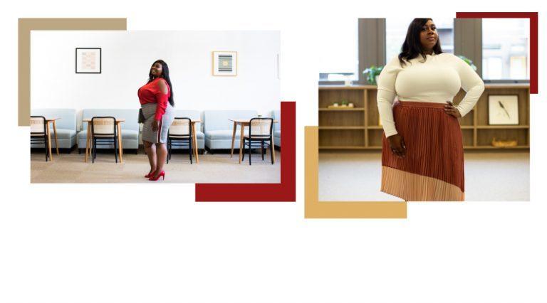 Plus Size Muoti : 4 pukeutumisvinkkiä, jotka imartelevat kurvejasi-404