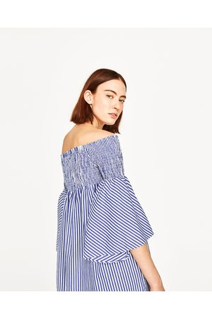 Zara OFF-THE-SHOULDER DRESS - Available in more colours