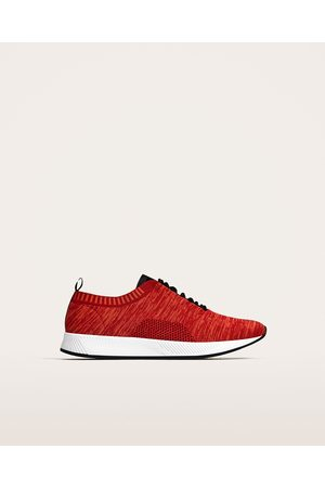 Zara TECHNICAL FABRIC SNEAKERS - Available in more colours