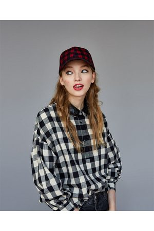 Zara GINGHAM CHECKED SHIRT