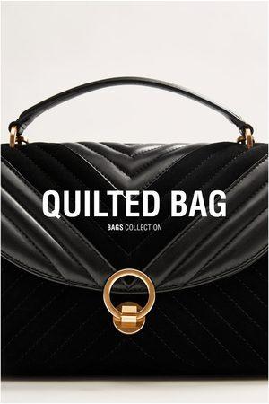 Zara QUILTED CROSSBODY BAG