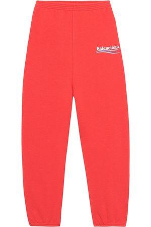 Balenciaga Tytöt Joggersit - Kids' cotton-blend trackpants