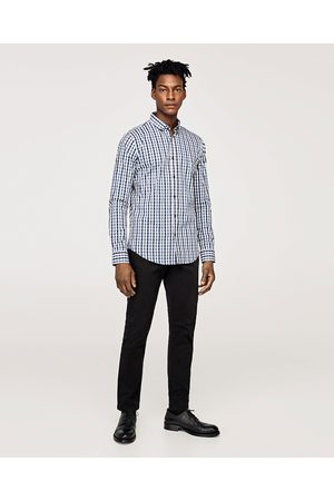 Zara GINGHAM CHECK SHIRT - Available in more colours