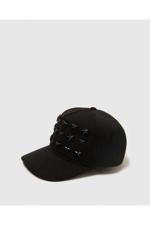 Zara CAP WITH STAR STUDS