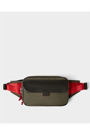 Zara BELT BAG WITH FLAP