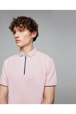 Zara Lapset Pikeepaidat - POLO SHIRT WITH ZIP - Available in more colours