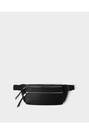 Zara DOUBLE ZIP BELT BAG
