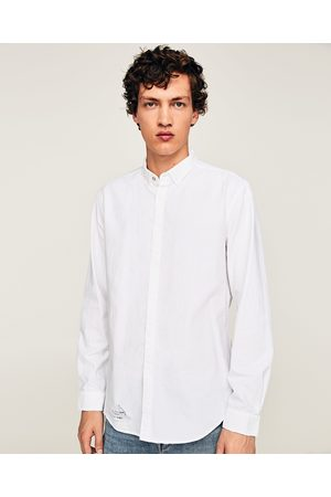 Zara BASIC OXFORD SHIRT - Available in more colours