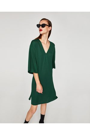 Zara DRESS WITH KIMONO SLEEVES - Available in more colours