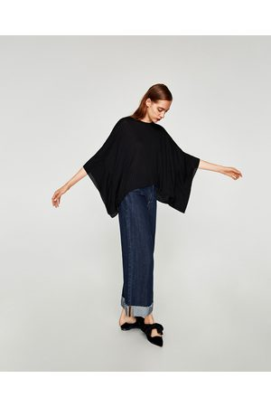 Zara KIMONO SLEEVE SWEATER - Available in more colours