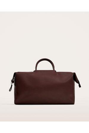 Zara RETRO BOWLING BAG