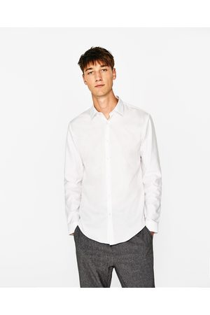 Zara PURE EDITION TWILL SHIRT