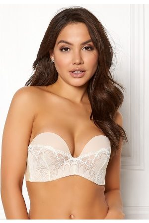 Wonderbra Glamour Perfect Strapless Bra Ivory 70B