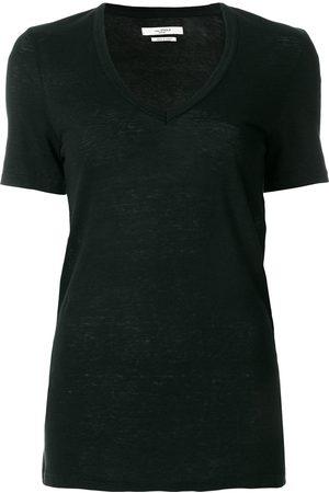 Isabel Marant Naiset T-paidat - Classic T-shirt