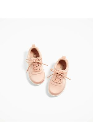 Zara Tennarit - FRAYED SATIN SNEAKERS