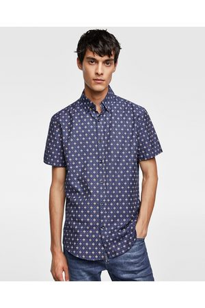 Zara PRINTED OXFORD SHIRT - Available in more colours