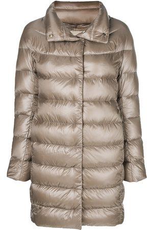 HERNO Naiset Untuvatakit - Dora puffer jacket