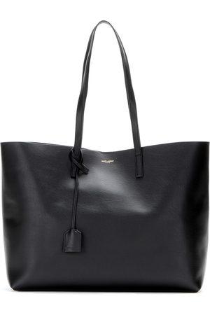 Saint Laurent Naiset Lompakot & Kukkarot - Leather shopper