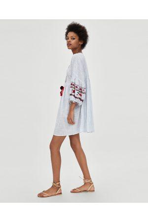 Zara TUNIC-STYLE DRESS