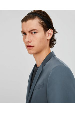 Zara TECHNICAL SUIT BLAZER