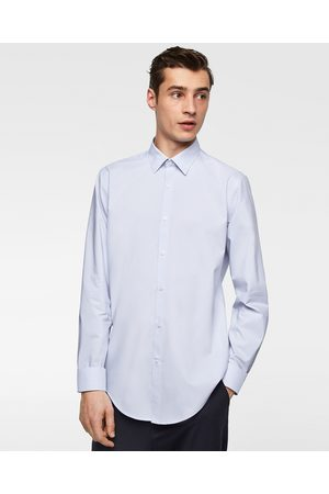 Zara GINGHAM SHIRT