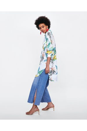 Zara Z1975 CULOTTES WITH VENTS