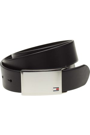 Tommy Hilfiger Th Plaque Belt 3.5 A