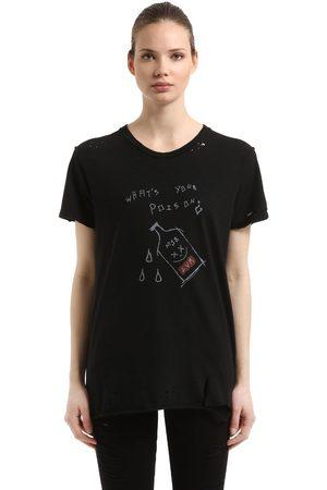 MJB - MARC JACQUES BURTON Lvr Edition What's Your Poison T-shirt