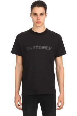 MR.COMPLETELY Customer Cotton Jersey T-shirt