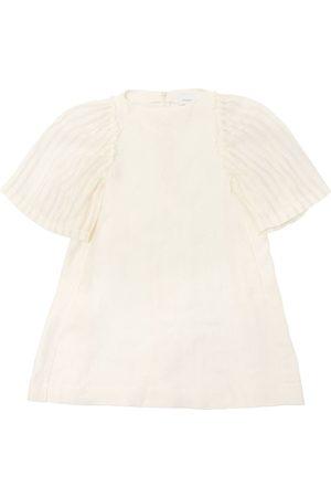 Unlabel Linen Blend Dress