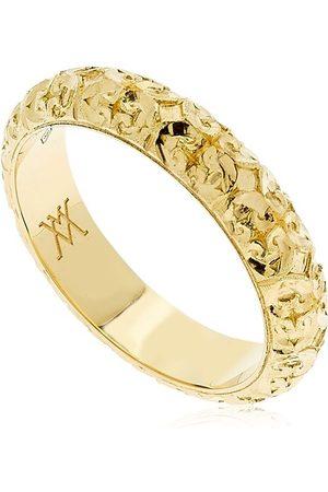 VANZI Miehet Sormukset - Florentine Gentlemen Wedding Ring