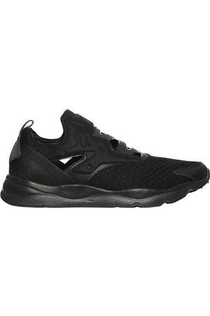 Reebok Furylite Slip-on Nylon Sneakers