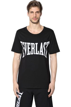 EVERLAST PORTS 1961 Cotton Printed Logo T-shirt