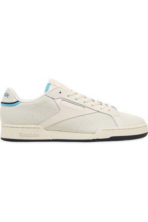Reebok Npc Uk Ii Thof Leather Sneakers