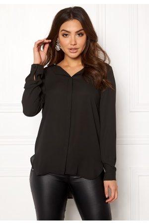 Vila Lucy L/S Shirt Black L