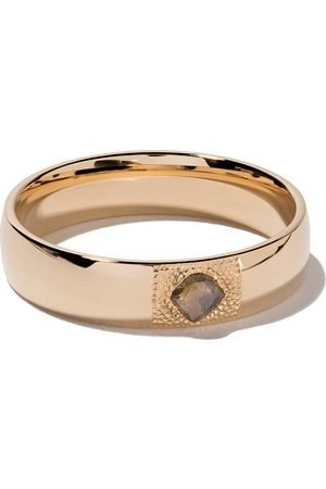 De Beers Naiset Sormukset - 18kt Talisman diamond 5mm band