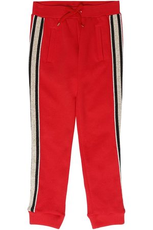 Marc Jacobs Milano Jersey Sweatpants W/ Side Bands