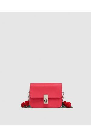 Zara CROSSBODY BAG WITH STRAP DETAIL - Available in more colours