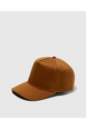 Zara FLAT COTTON CAP