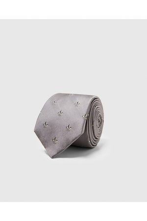 Zara Solmiot - WIDE PATTERNED TIE