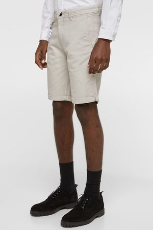 Zara COTTON CHINO BERMUDA SHORTS