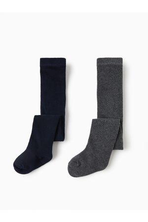 Zara 2-pack of basic plain tights