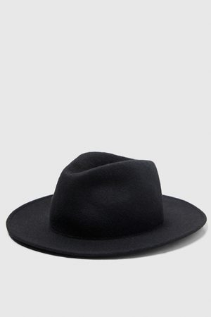 Zara Wide brim felt hat