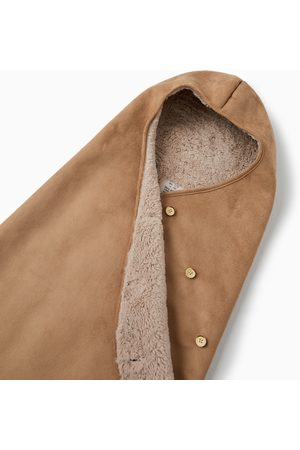 Zara SUEDE SLEEPING BAG
