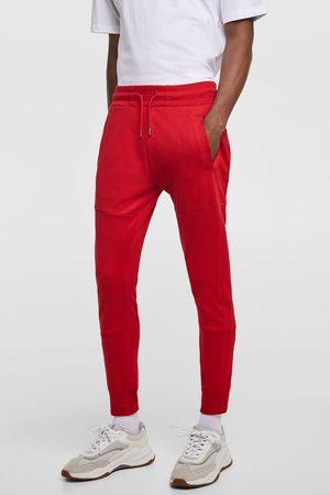 Zara Miehet Joggersit - Biker jogging trousers