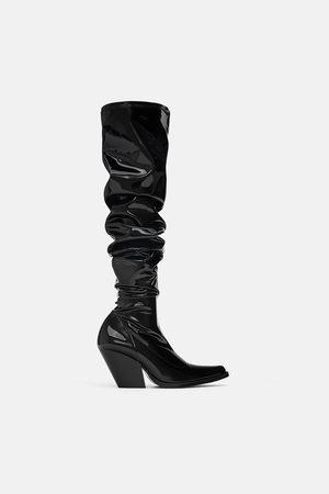 Zara XL COWBOY BOOTS