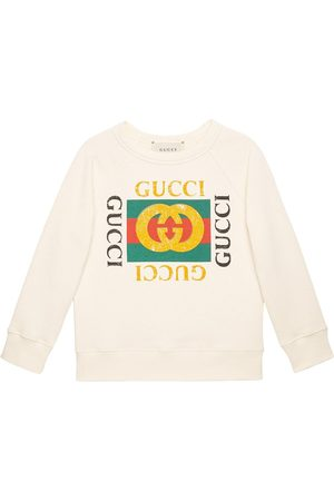 Gucci Children's sweatshirt with Gucci logo