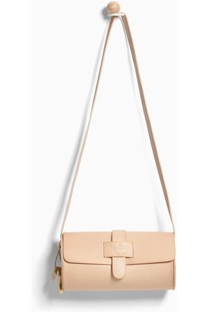 Zara NATURAL MINI BOWLING BAG