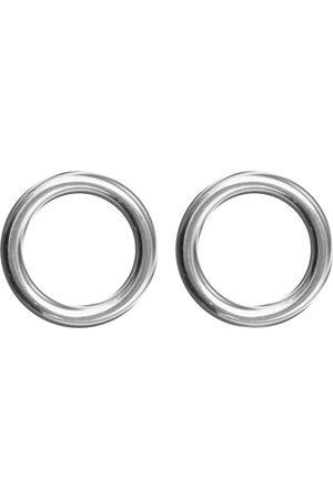 SOPHIE by SOPHIE Circle Studs Accessories Jewellery Earrings Studs Kulta